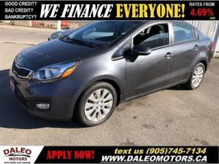 Used 2015 Kia Rio EX | LIKE NEW! ONLY 23, 000KMS!! HEATED SEATS for sale in Hamilton, ON