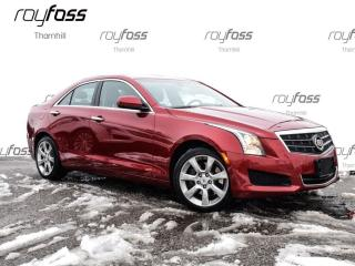 Used 2014 Cadillac ATS AWD Sunroof Bose Remote Start for sale in Thornhill, ON