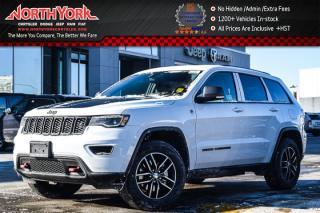 New 2018 Jeep Grand Cherokee Trailhawk 4x4|Pano_Sunroof|Keyless_Go|Heat Seats|18