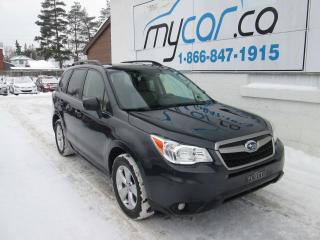 Used 2015 Subaru Forester 2.5i Touring Package for sale in North Bay, ON