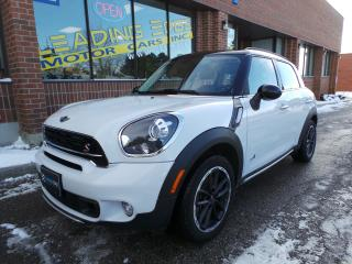 Used 2016 MINI Cooper Countryman Cooper S Loaded PKG, Navigation Wired PKG, for sale in Woodbridge, ON