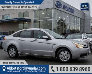 Used 2009 Ford Focus SE BC OWNED & LOW KILOMETRES for sale in Abbotsford, BC