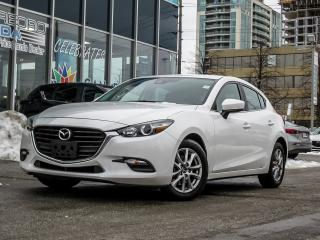 Used 2017 Mazda MAZDA3 GS/ MAZDA WARRANTY UNTIL 2024/ FINANCE 0%/ BLIND SPOT MONITORING/ REAR TRAFFIC ALERT/ HEATED SEAT... for sale in Scarborough, ON