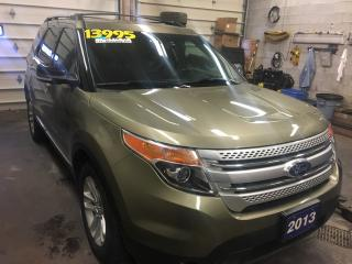 Used 2013 Ford Explorer XLT 7 PASSENGERS for sale in St Catharines, ON