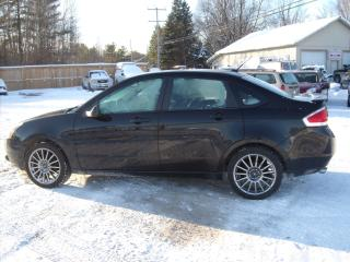 Used 2009 Ford Focus SES for sale in Fenelon Falls, ON