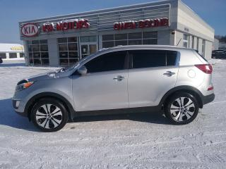 Used 2013 Kia Sportage EX FWD for sale in Owen Sound, ON