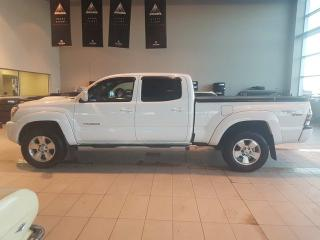 Used 2010 Toyota Tacoma V6 - Tonneau Cover, 4X4 + Heated Leather! for sale in Red Deer, AB