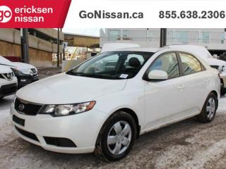 Used 2013 Kia Forte LX for sale in Edmonton, AB