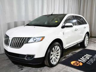 Used 2014 Lincoln MKX Base for sale in Red Deer, AB