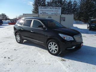 Used 2014 Buick Enclave Leather AWD 3 ROW CLX for sale in Elmvale, ON
