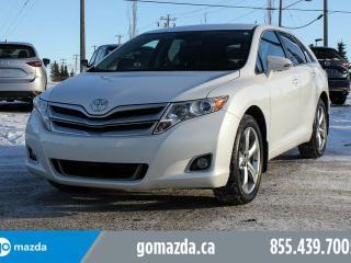 Used 2016 Toyota Venza Base V6 for sale in Edmonton, AB