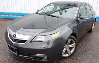 Used 2013 Acura TL Tech Pkg AWD *NAVIGATION* for sale in Kitchener, ON