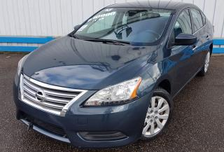Used 2013 Nissan Sentra 1.8 SV *BLUETOOTH* for sale in Kitchener, ON