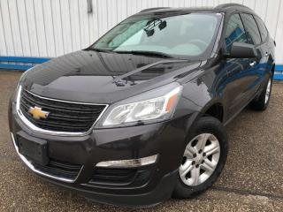Used 2016 Chevrolet Traverse AWD *8 PASSENGER* for sale in Kitchener, ON