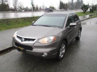 Used 2008 Acura RDX Tech Pkg for sale in Surrey, BC