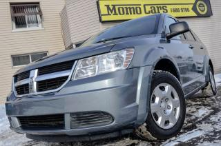 Used 2010 Dodge Journey SE! Winter Tires+Htd Mirrors! ONLY $150/bi-weekly! for sale in St Catharines, ON