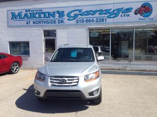Used 2011 Hyundai Santa Fe for sale in St Jacobs, ON