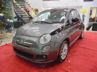 Used 2012 Fiat 500 Sport Hatch for sale in Salaberry-de-valleyfield, QC
