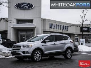 Used 2017 Ford Escape Titanium,AWD,1.9% FINANCE EXT WARR FOR 72 MOS for sale in Mississauga, ON