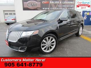 Used 2011 Lincoln MKT EcoBoost  AWD, NAVI, BLINDSPOT, ROOF, COOLED SEATS for sale in St Catharines, ON