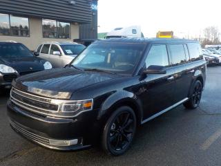 Used 2017 Ford Flex Limited AWD 3rd row seating for sale in Burnaby, BC