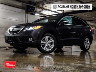 Used 2015 Acura RDX Tech at Accident Free|Back Up Camera| GPS for sale in Thornhill, ON