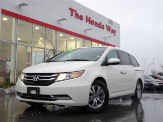 Used 2015 Honda Odyssey EX-L for sale in Abbotsford, BC