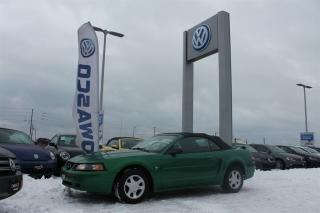 Used 2001 Ford Mustang Base for sale in Whitby, ON