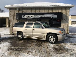 Used 2004 GMC Yukon XL Denali for sale in Mount Brydges, ON
