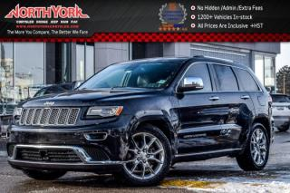 Used 2014 Jeep Grand Cherokee Summit AWD|Trailer Tow IV Pkg|Pano_Sunroof|Heat Seats for sale in Thornhill, ON
