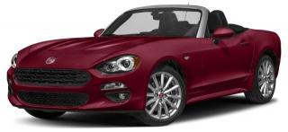 New 2018 Fiat 124 Spider Lusso for sale in Surrey, BC