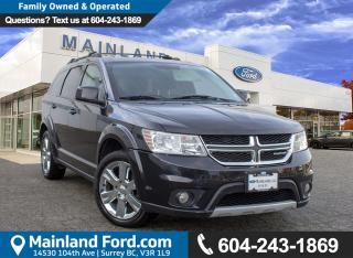 Used 2010 Dodge Journey SXT NO ACCIDENTS, LOCAL for sale in Surrey, BC