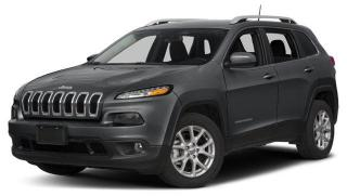 New 2018 Jeep Cherokee North for sale in Surrey, BC