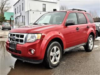Used 2011 Ford Escape XLT Automatic 2.5L FWD for sale in Concord, ON