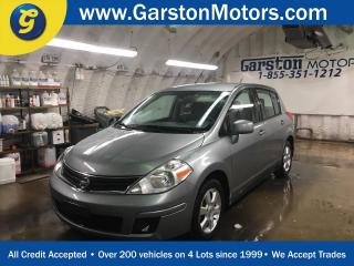 Used 2012 Nissan Versa SL*AM/FM/CD/AUX*CLIMATE CONTROL*TRACTION CONTROL*CRUISE CONTROL*ALLOYS* for sale in Cambridge, ON