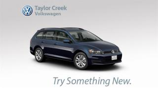 New 2018 Volkswagen Golf Sportwagen 1.8T Trendline 6sp at w/Tip for sale in Orleans, ON