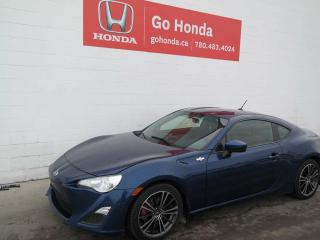 Used 2013 Scion FR-S Base, AUTO for sale in Edmonton, AB