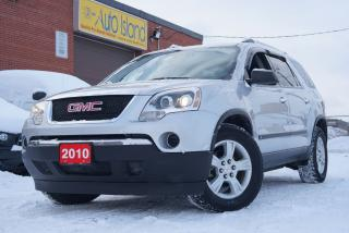 Used 2010 GMC Acadia SLE1,Bluetooth,Alloy for sale in North York, ON