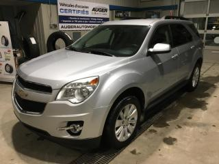 Used 2011 Chevrolet Equinox LT for sale in Nicolet, QC