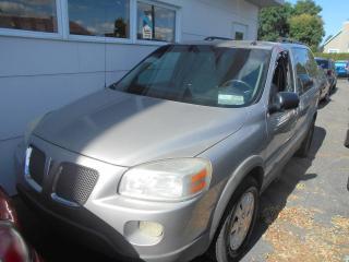 Used 2005 Pontiac Montana Empattement ordinaire 4 portes avec 1SB for sale in Sorel-Tracy, QC