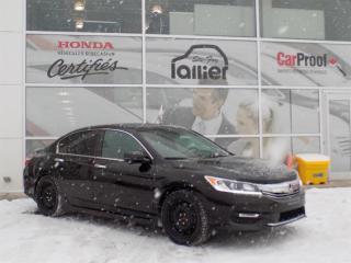 Used 2016 Honda Accord HONDA SENSING for sale in Quebec, QC