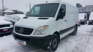 Used 2008 Dodge Sprinter 2500, 3.0L 6cyl, CARGO for sale in North York, ON