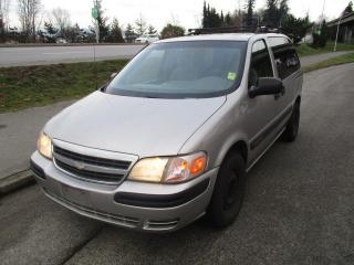 Used 2004 Chevrolet Venture for sale in Surrey, BC