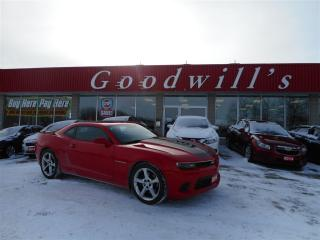 Used 2014 Chevrolet Camaro 2SS! CLEAN CARPROOF! NAVIGATION! for sale in Aylmer, ON