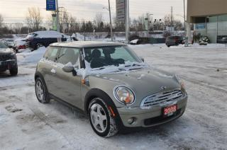 Used 2008 MINI Cooper Classic Sunroof, Bluetooth, Heated Seats for sale in London, ON