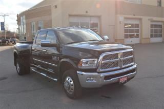 Used 2015 Dodge Ram 3500 Laramie - 6.7L Turbo Diesel, GPS, Bluetooth, Back for sale in London, ON