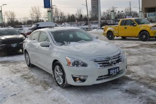 Used 2015 Nissan Altima 2.5 SL - Sunroof, GPS, Bluetooth, Remote Start for sale in London, ON