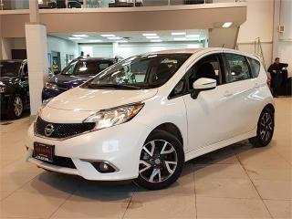 Used 2015 Nissan Versa Note 1.6 SR-AUTO-BACK UP CAM-BLUETOOTH-ONLY 95KM for sale in York, ON