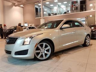 Used 2014 Cadillac ATS 2.5L-AUTO-LEATHER-ONLY 82KM for sale in York, ON