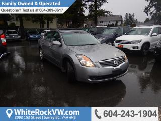 Used 2008 Nissan Altima Hybrid 2.5 S Remote Keyless Entry, Power Moonroof &  Front Dual Zone A/C for sale in Surrey, BC